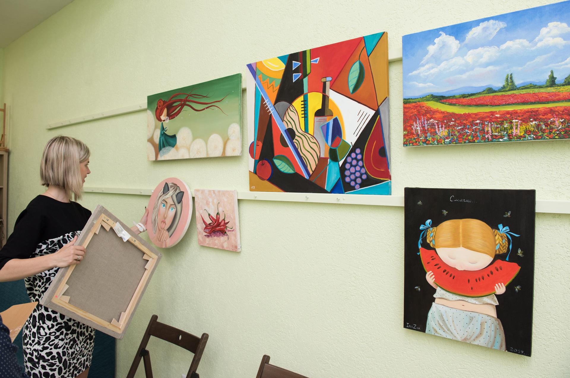 Школа живописи в Санкт-Петербурге